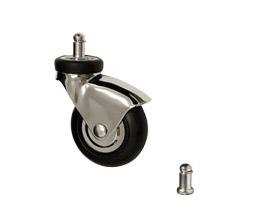 Omega Premium Neoprene Wheel Casters