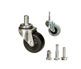 Merveilleux Regent Soft Single Wheel Casters