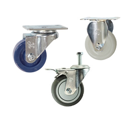 Stainless Steel casters for hospitals