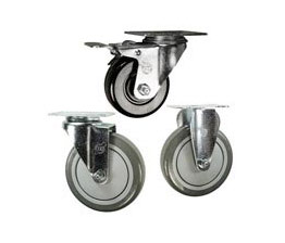 Light to Medium Duty Casters