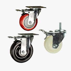 TOTAL LOCK CASTERS